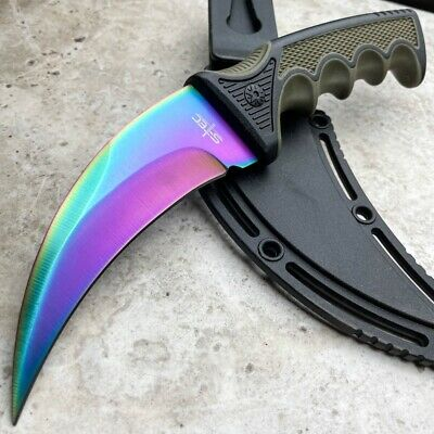 "8"" TACTICAL US ARMY Military Spring Assisted Opening Knife Pocket Blade NEW"