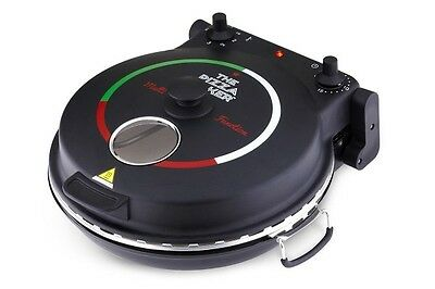 New Wave Multi Functional Pizza Oven Black