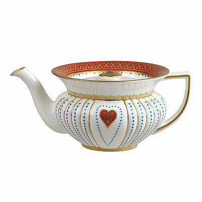 Wedgwood China - Qeen of Hearts Teapot