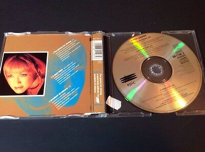 Cyndi Lauper 1994 IMPORT  I'M GONNA BE STRONG A Part Hate PRODUCT OF MISERY