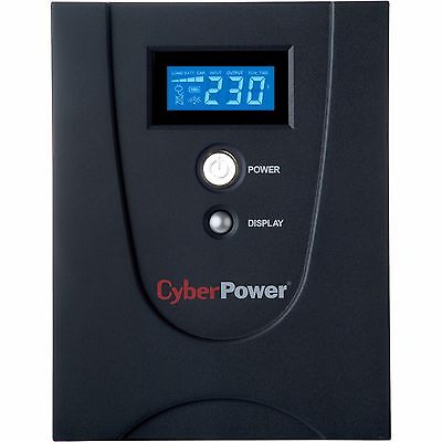 CyberPower Value SOHO UPS 1500VA Uninterruptible Power Supply Surge Protector