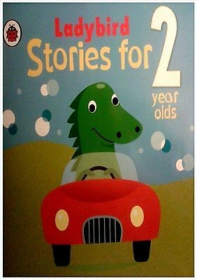 Ladybird Stories For 2 Year Olds Children's Book ISBN NO: 9780723297697 New Book