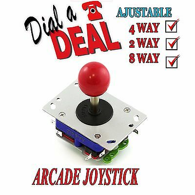 Arcade Joystick x 1 Professional High Quality zippy red ball top
