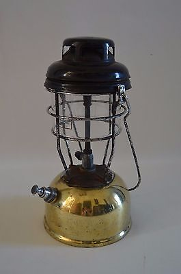 Vintage Tilley paraffin oil lamp