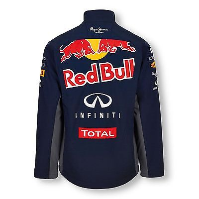 Infiniti Red Bull F1 Racing Team Replica  Soft Shell Extra Large  Rrp.£139.95