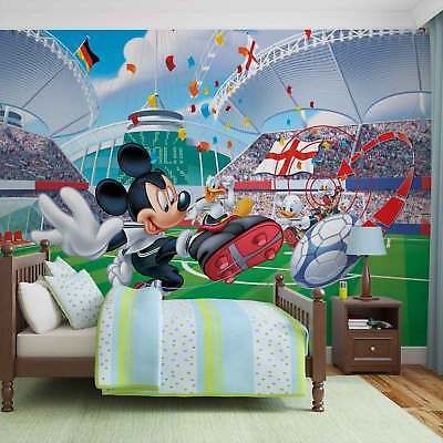 WALL MURAL PHOTO WALLPAPER XXL Disney Mickey Mouse (954WS)