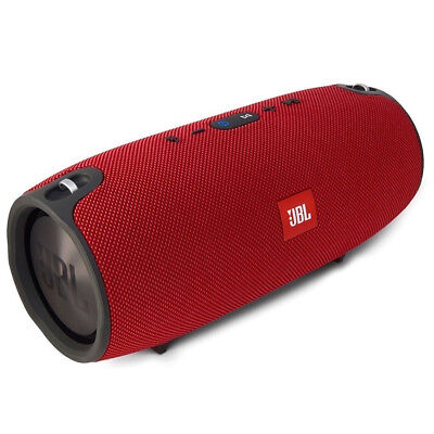 New 100%  Genuine JBL Xtreme Red Ultimate Wireless Splashproof Bluetooth Speaker