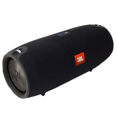 New Genuine JBL Xtreme Black Ultimate Wireless Splashproof Bluetooth Speaker