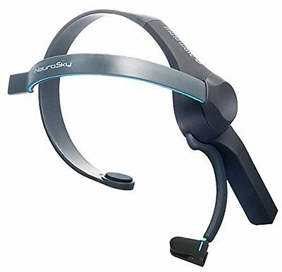 Neurosky Mindwave Mobile Brainwave Starter Kit Play Toy New