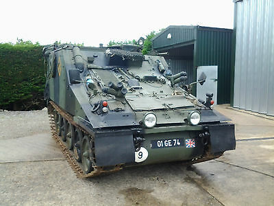 Alvis Cvr (T) Sultan Armoured Vehicle