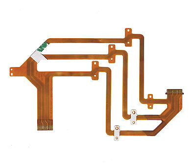 Sony DCR-SR78E DCR-SR88E FP-1239 LCD Screen Flex Cable Replacement Part NEW