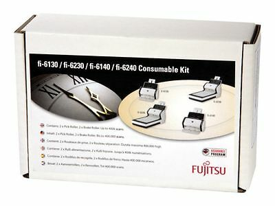 Consumable Kit for Fujitsu Scanners - CON-3540-011A