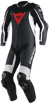 Motorbike Racing Leather Suit Ce Aproved Protection