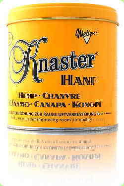 Knaster Hemp Blend Tin 80g Herbal Mixture
