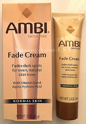 UK Seller Ambi fade cream Normal skin authentic USA Lightening 2oz/56g.