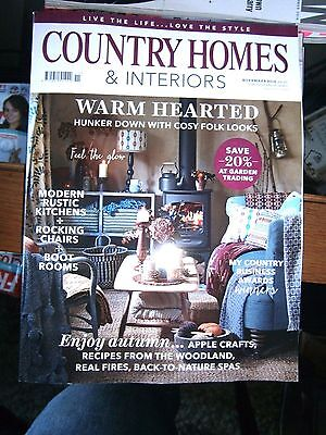 Country Homes & Interiors Magazine November 2016 (new)