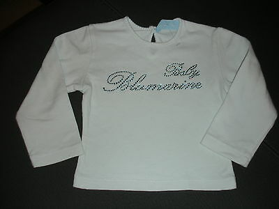 Maglia Maglioncino Shirt BABY BLUMARINE 12 mesi Made in Italy