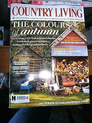 Country Living Magazine November 2016 (new)