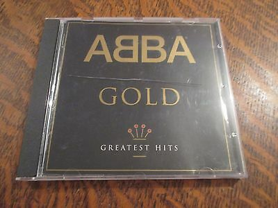 cd album ABBA gold greatest hits