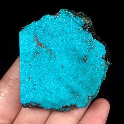 WOW Rarest 255CT 100% Natural Sleeping Beauty Turquoise Rough - AAA Grade