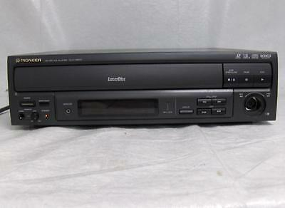 Pioneer Laser Disc Player CLD-V2600 W/ No Remote Sold As Is For Parts