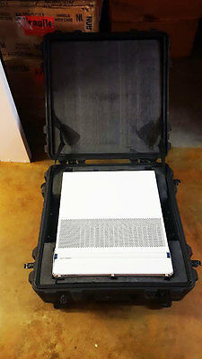 National Instruments NI PXIe-1075 18-Slot 3U Express Chassis with Protec. Case