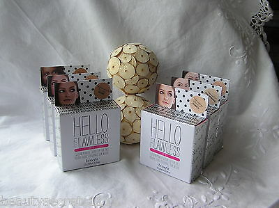 Benefit - Hello Flawless - Custom Powder Cover Up  - Full Size Brand New & Boxed