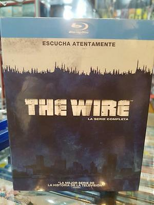 The wire serie completa bluray