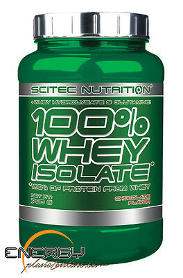 Scitec Nutrition - 100% Whey Isolate 700gr. Proteine del Siero Isolate