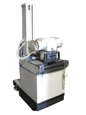GE General Electric Medical Systems AMX-4 Portable Mobile X-Ray Xray Machine