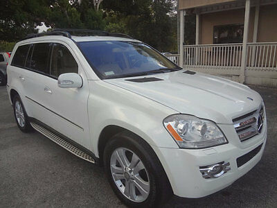 2008 Mercedes-Benz GL-Class GL450 4MATIC 2008 GL450 4MATIC PREMIUM UPGRADES~1 FL OWNER~RUST FREE~NAVI/DVD/4 NEW TIRES~WOW