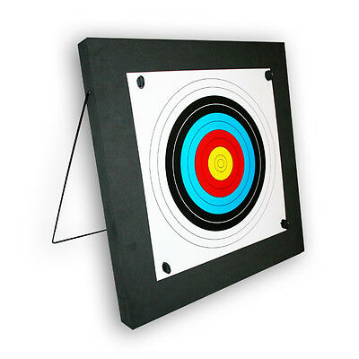 New Anglo Arms Archery Foam Target Self Healing Aluminium Stand Target Shooting