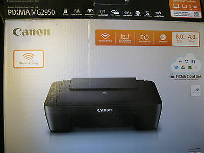 Cannon Pixma MG29500 Wireless Printer in Working Order