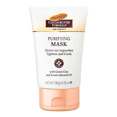Palmer's Cocoa Butter Formula Purifying Mask For All Skin Types -120G