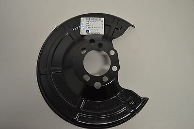 90498290 Genuine Vauxhall Rear Brake Disc Shield New Fits Many
