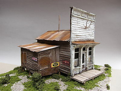 Miners Supply by Tom Yorke Branline Resin kit with details O On3 On30