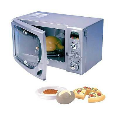 Casdon Delonghi Microwave Electronic Pretend Play Cooking Kitchen