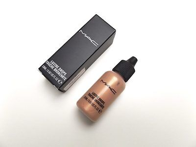 MAC - Lustre Drops Touche Bronzante - PINK REBEL - 18ml   New