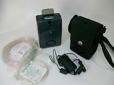 Airsep Freestyle Portable Concentrator AS095 with Car Charger