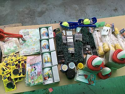 mug kitchen craft leftovers salt pepper mystery box reduced to clear market lot