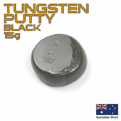 1 Pack - 15g Tungsten Putty, Fly Fishing, Lure Balancing, Carp Rig,