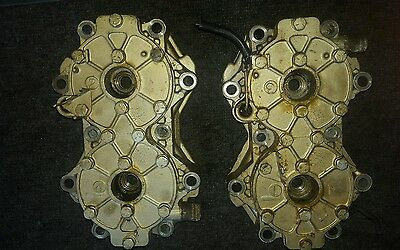 85hp 90hp 115hp 135hp johnson evinrude  outboard cylinder heads