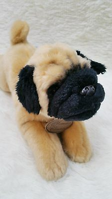 Russ YOMIKO Classics PUG Puppy Dog Stuffed Animal Plush