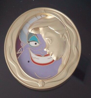 The Little Mermaid Ariel & Ursula LE 3000 Disney Duets Pin of the Month Tin Box