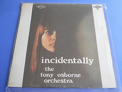 Sexy Cover The Tony Osborne Orchestra - Incidentally