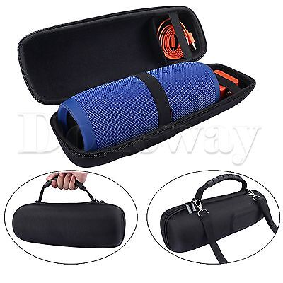 Travel Hard Case Carry Storage Bag For JBL Charge 3 Wireless Bluetooth Speaker