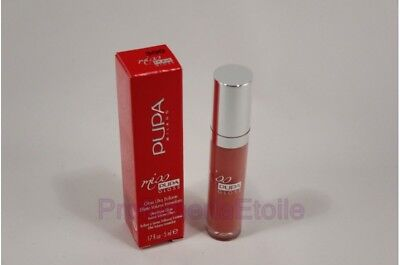 PUPA MISS PUPA GLOSS Ultra Brillante Effetto Volume 3D N.300 SOFT KISS
