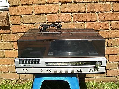 Stereo phono music centre