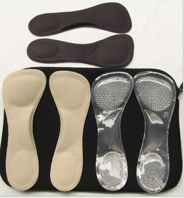 New Orthotic Arch Support Cushion 3/4 insoles Inserts Pads Mats Shoes High Heel