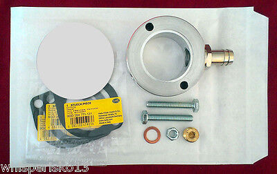Coolant Reroute Kit for MX-5 Miata - without blanking plate (all NA/NB/NBFL)